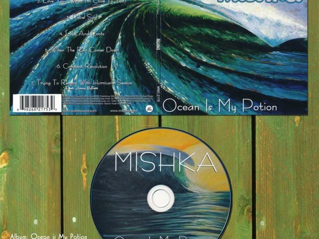 Mishka - Ocean Is My Potion Album