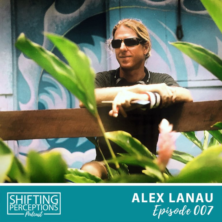 Alex Lanau surfer and artist in Costa Rica