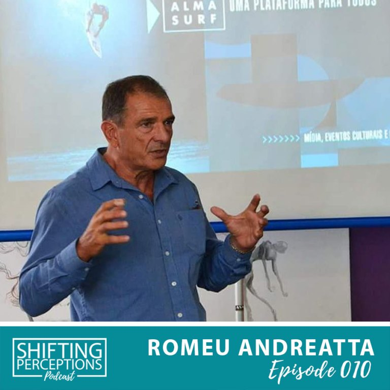 Romeu Andreatta, founder and owner of Brazil's Alma Surf Magazine