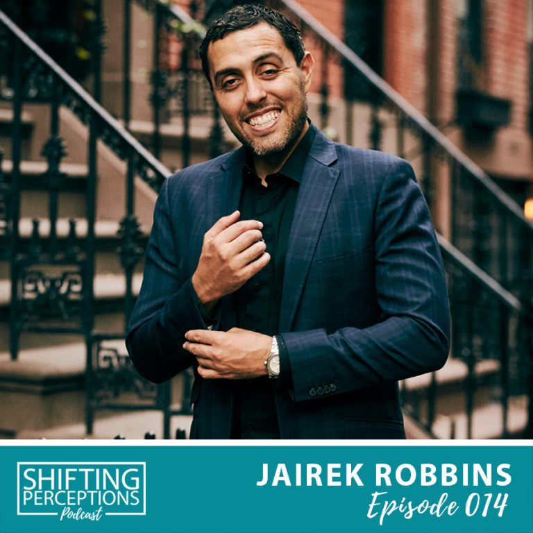 Jairek Robbins - Speaker , author and coach interview