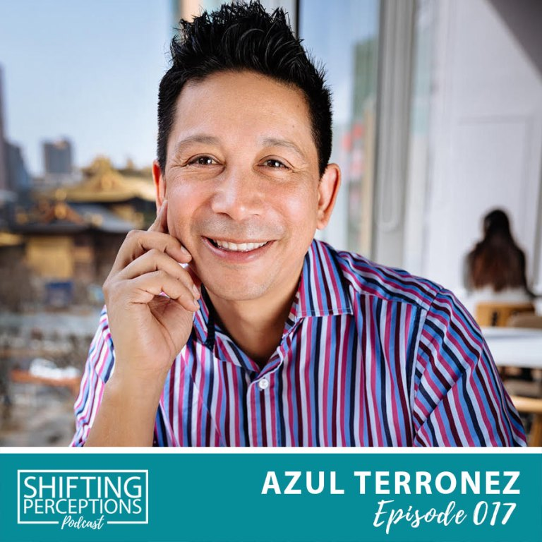 Azul Terronez book coach and author