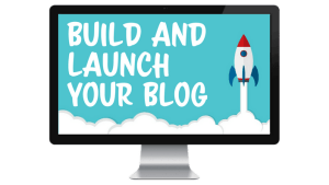 Build and Launch Your Blog-mi