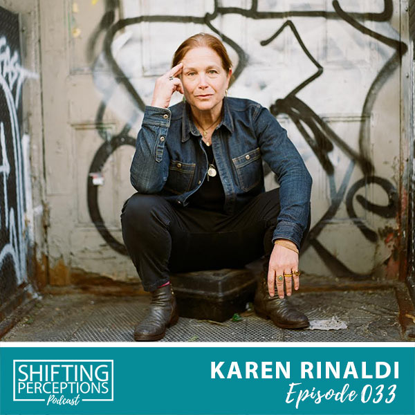 Interviewed with Karen Rinaldi - Author of Its Great to Suck At Something