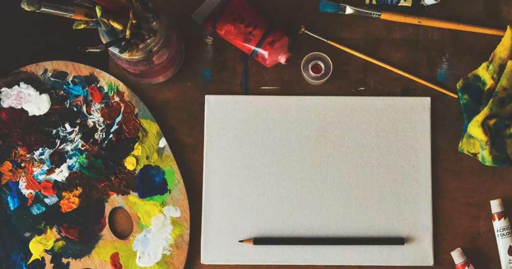 Setting up your art studio