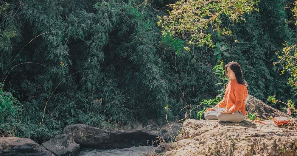 meditation for artists