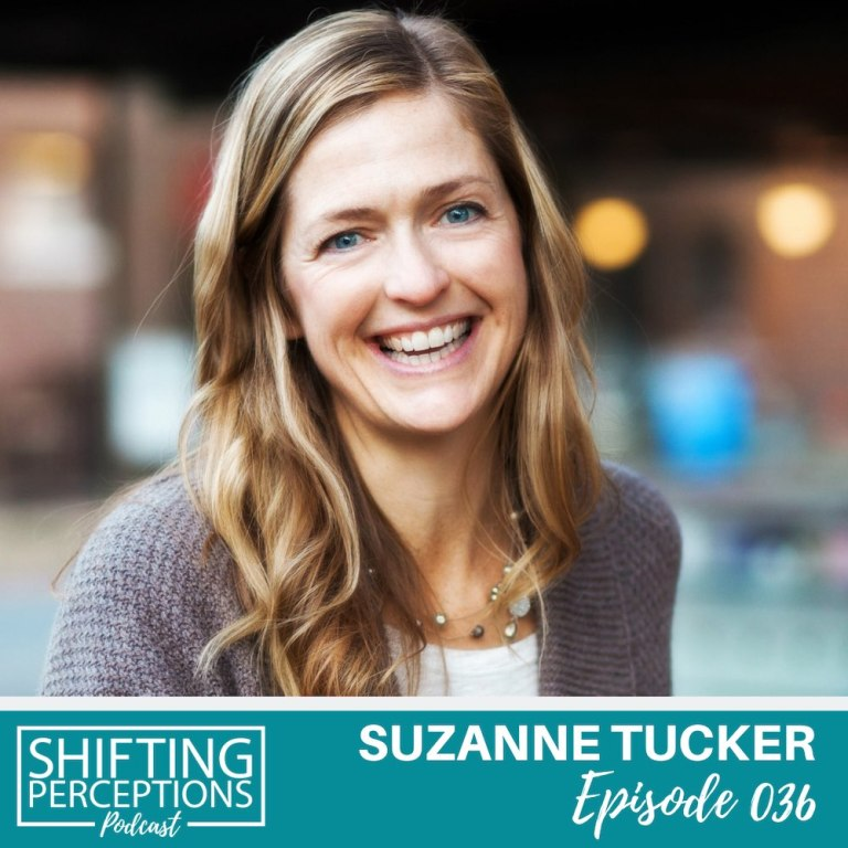 Suzanne Tucker - Founder Generation Mindful