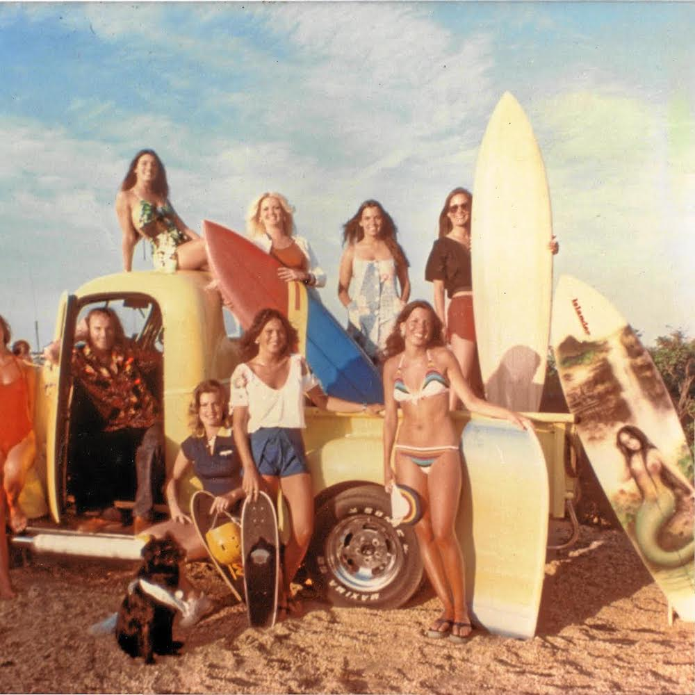 Vintage 1960-1970's surf photos jersey shore