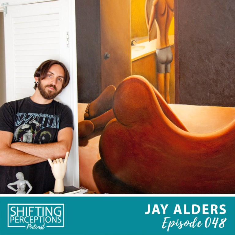Jay Alders artist interview