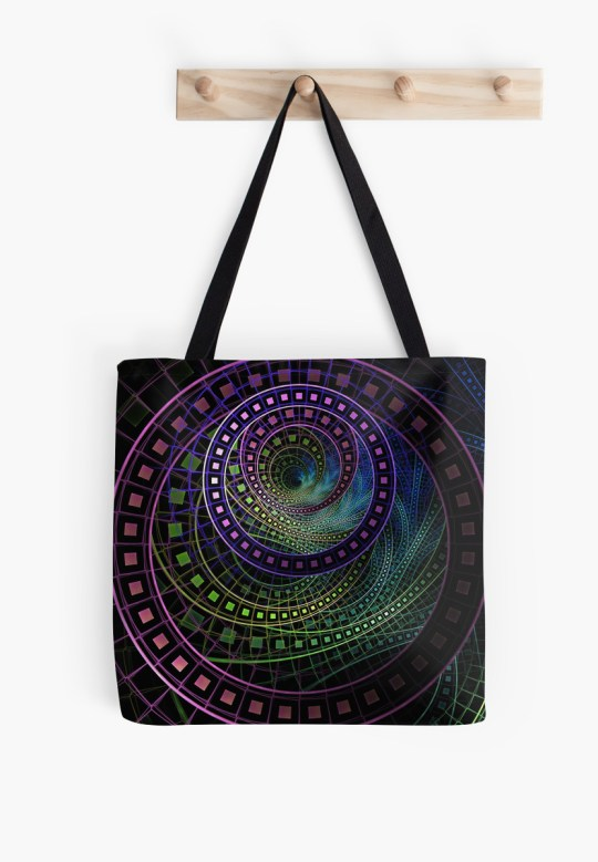 """""""Oz the Great and Powerful"""" tote bag"""
