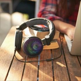 """Oz the Great and Powerful"" DJ Headphones"