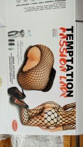 Temptation Anal dan Vagina Sextoys