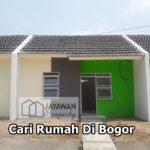 Cari Rumah Di Bogor