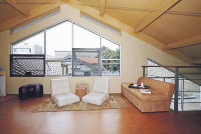Bangun Rumah Perluasan Rumah Dengan Loteng