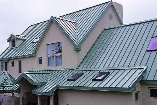 Atap Untuk Meredam Bising