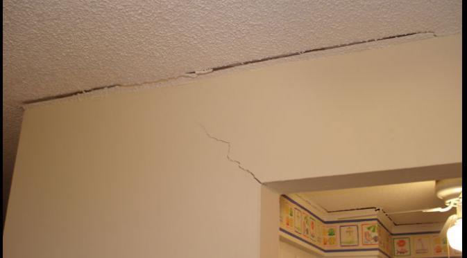 Dinding Rusak Atasi Dengan Water Proofing