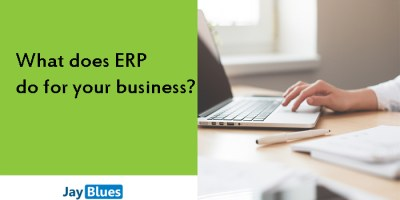 what does erp do for your business