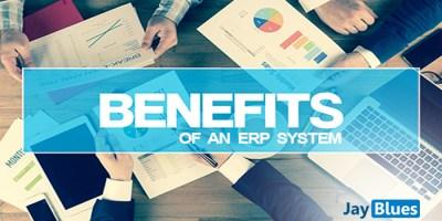 Benefits of an ERP system