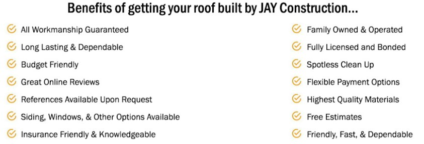 Bayville, NJ Roofing Company