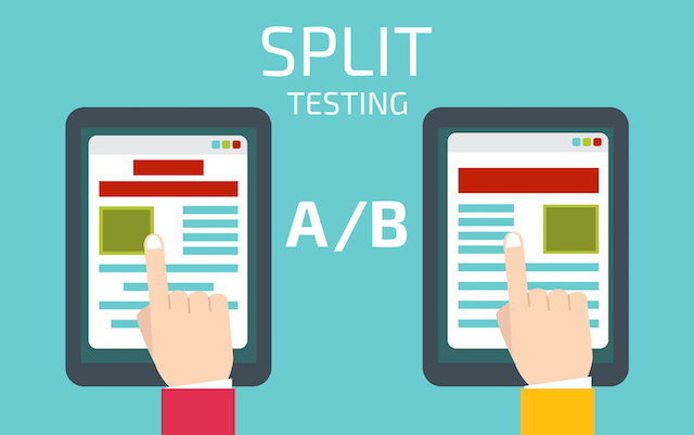 split tests
