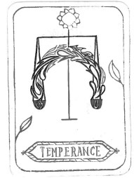 Temperance, by Cara Inspired by 'Temperance'