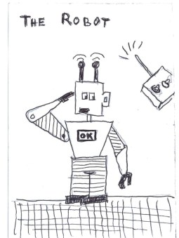 56. The Robot