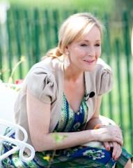 J.K. Rowling in 2010