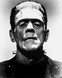 Frankenstein's Monster (Frankenstein, 1931)