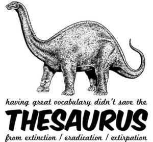 Thesaurus Dinosaur