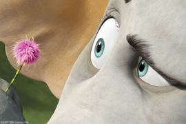 Horton and the clover, Horton Hears a Who! (2008)