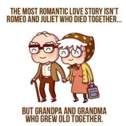 Grandpa and Grandma - Romeo and Juliet