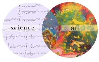 At the intersection of Art and Science lies Wonder. - The Imaginary Foundation