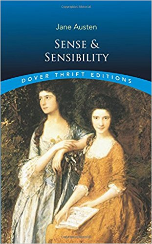 Off The Bookshelf: Sense and Sensibility