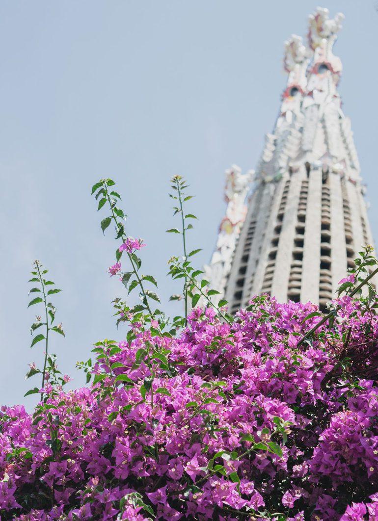 Things to do in Barcelona - La Sagrada Familia