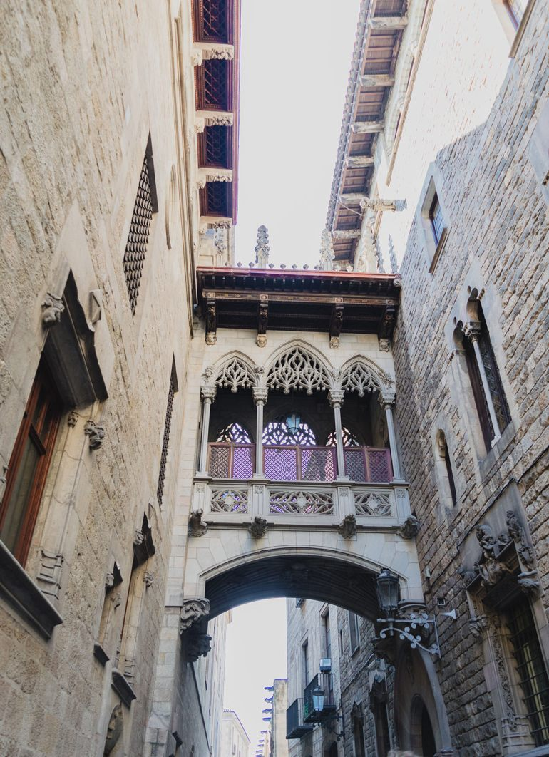Things to do in Barcelona - Gothic Quarter