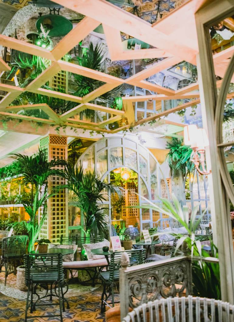 Relaxed One Day Itinerary for Madrid - SB Greenhouse