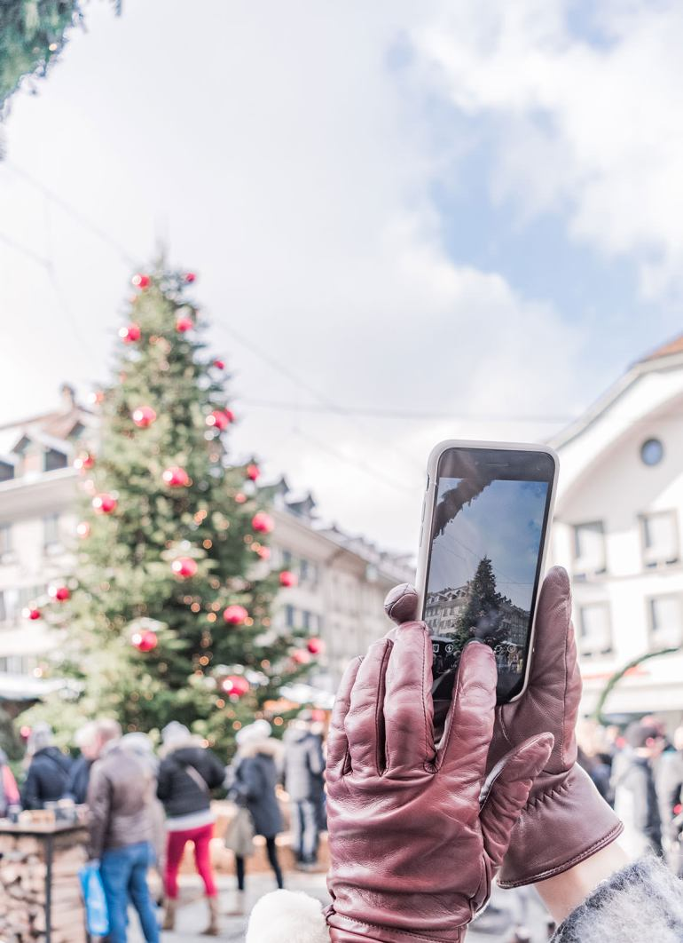Bern - Officially the Most Instagrammable Winter City in the World