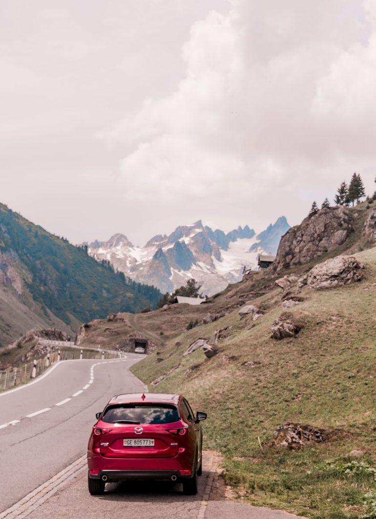 Road Trip Zurich to Adelboden