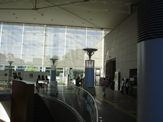Another view of the lobby.