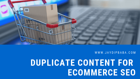 Duplicate-Content-for-eCommerce-SEO