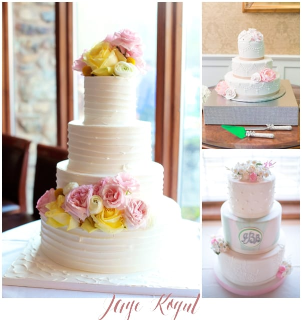 Wedding Cake Ideas and Designs, four tiered wedding cakes