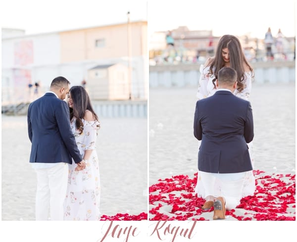 beach proposals in New Jersey