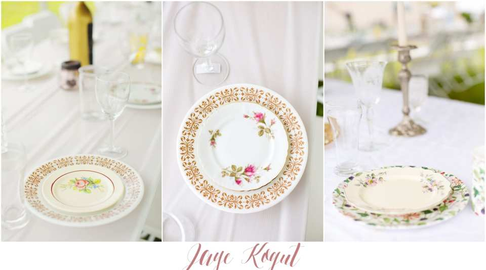 lord of the rings weddings, antique china for your wedding day