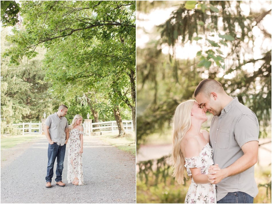 engagement ring photos, NJ wedding photographers, southern themed wedding in NJ