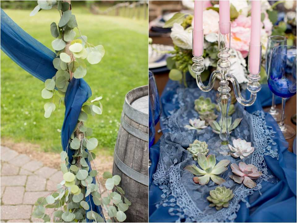 eucalyptus wedding designs