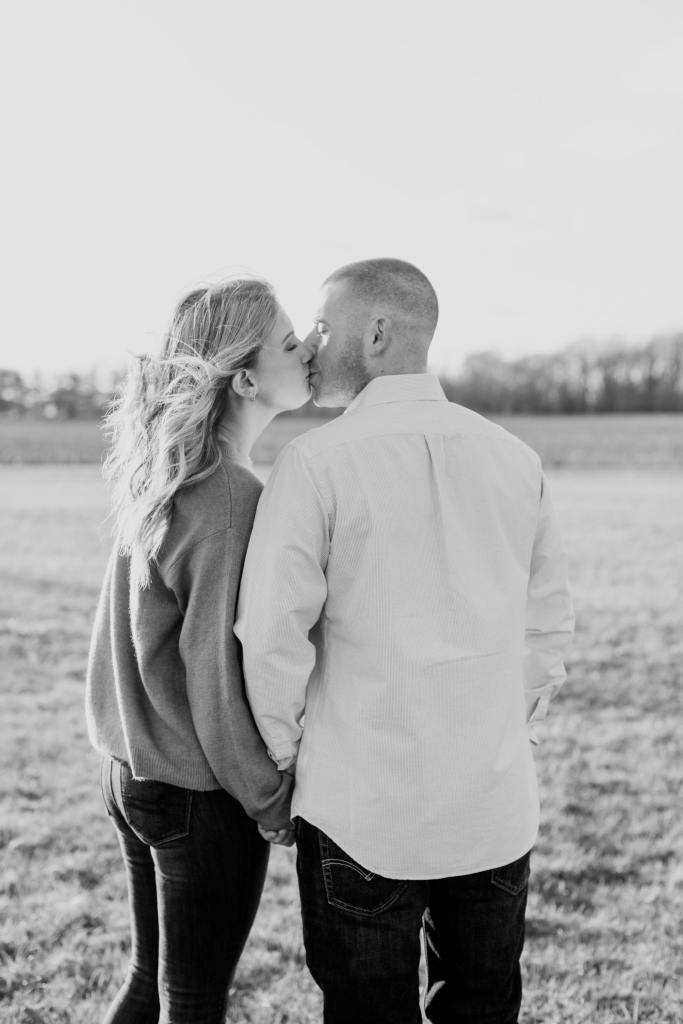 spring engagement photo ideas, New Jersey photography