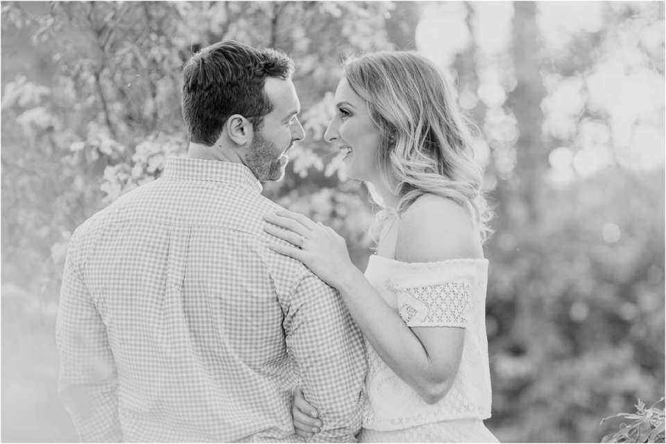 black and white engagement photos, classic engagement ideas