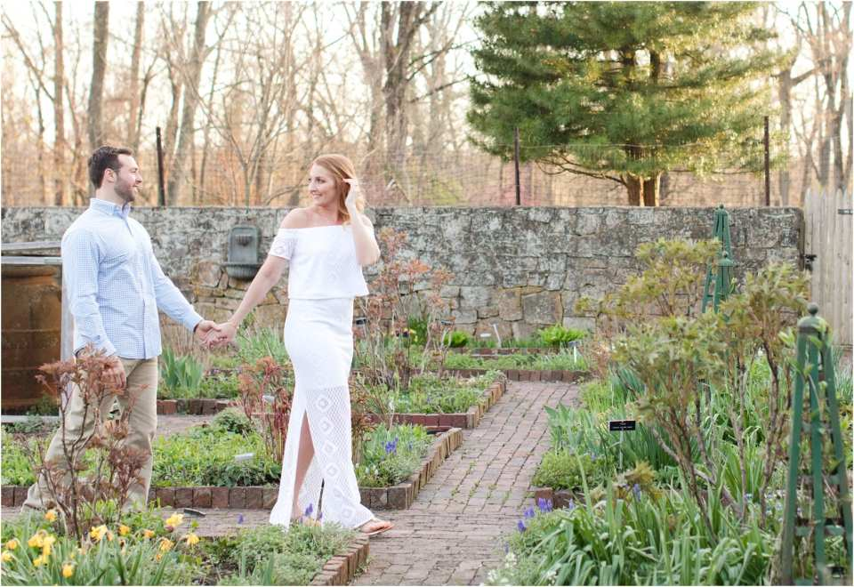 garden engagement ideas in new jersey