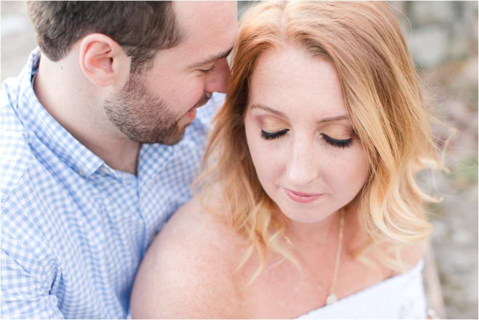 cross estate gardens engagement photos, light and airy nj wedding photographers