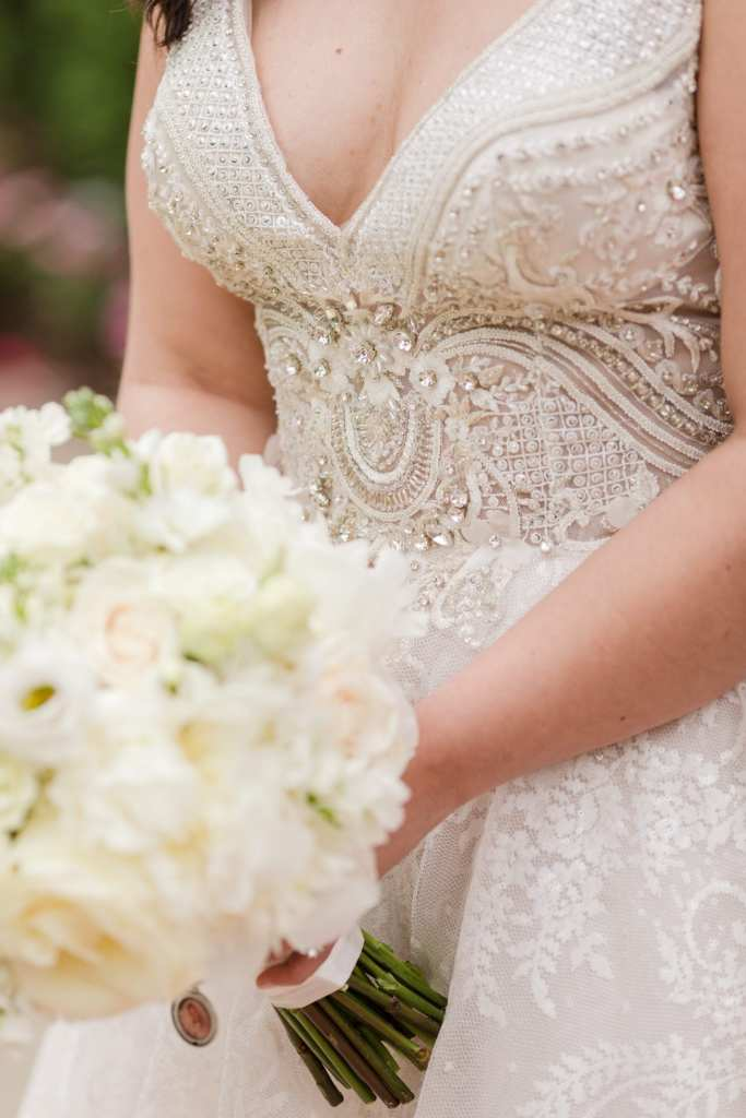 eve of milady wedding gown, park avenue bridals