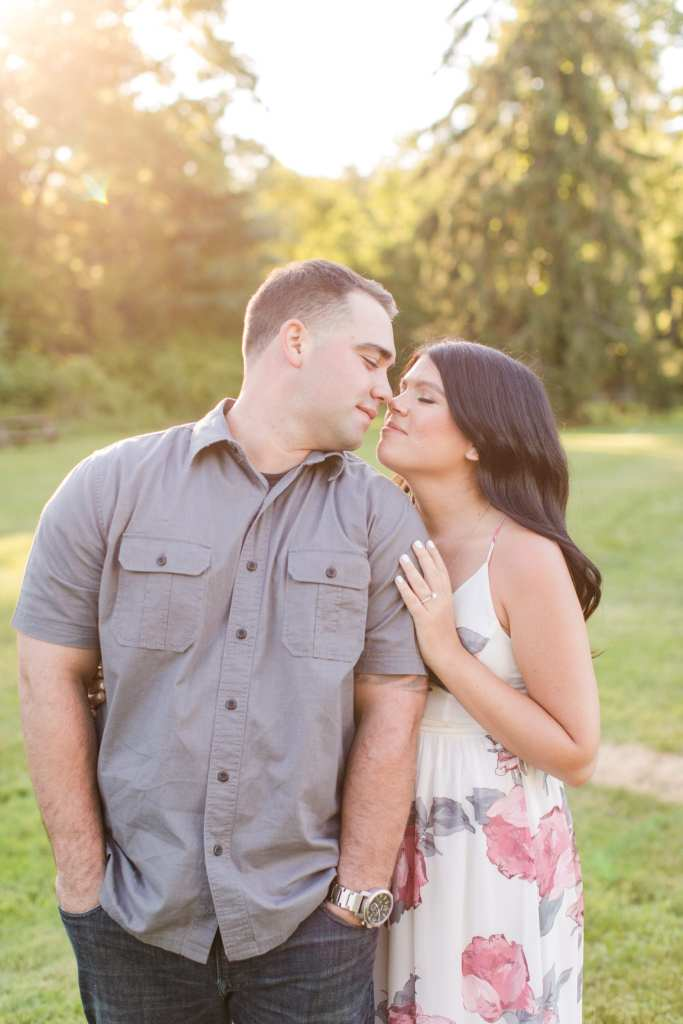 rustic princeton engagement photos, rustic wedding venues in Princeton, princeton wedding